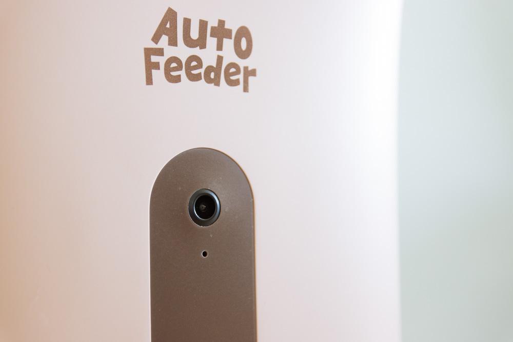 AtutoFeederのカメラ